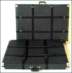 30x40 inch shipping case