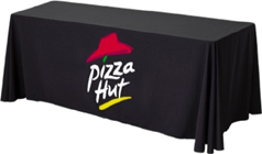 Pizza Hut Table Clothe