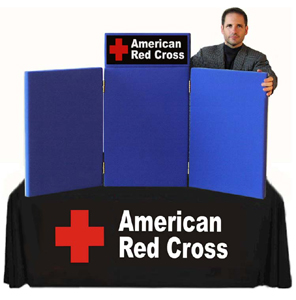 RedCross Table Skirt